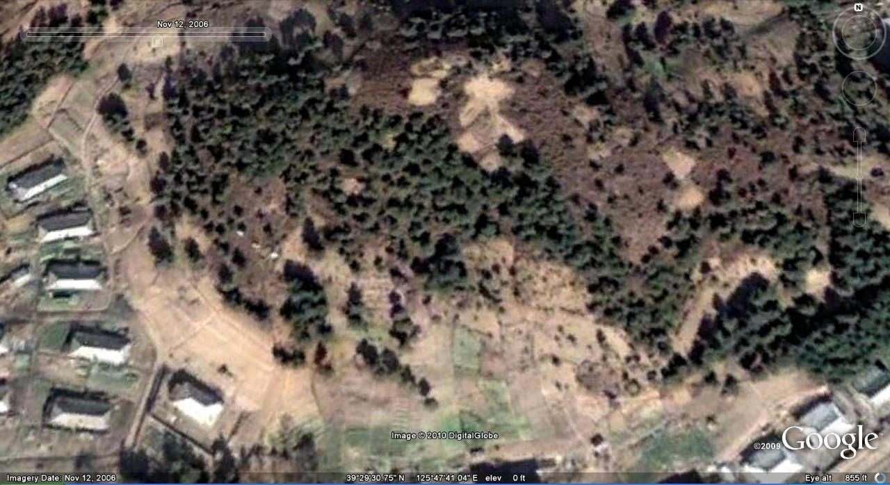 Google Earth as a historical document « North Korean Economy Watch