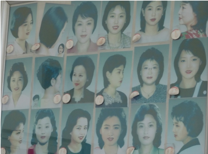 Pyongyang S Official Haircut Prices 171 North Korean Economy
