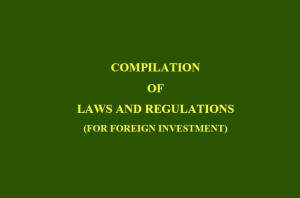 Compilation-of-laws-and-regs-for foreign-investment