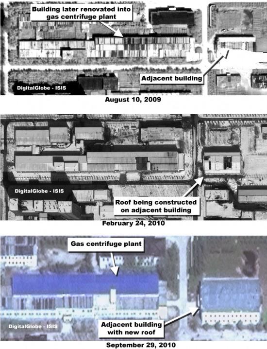 satellite photo of north korea at night. that North Korea renovated