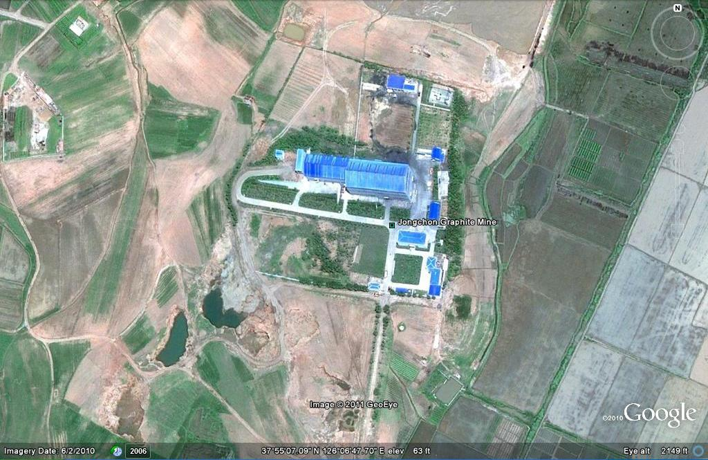 Iron Ore 171 North Korean Economy Watch