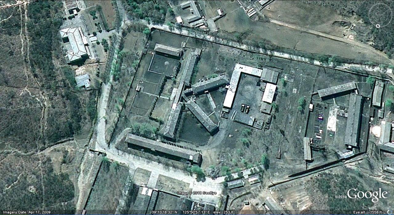 North Korean Economy Watch Bureau - Google map us base korea