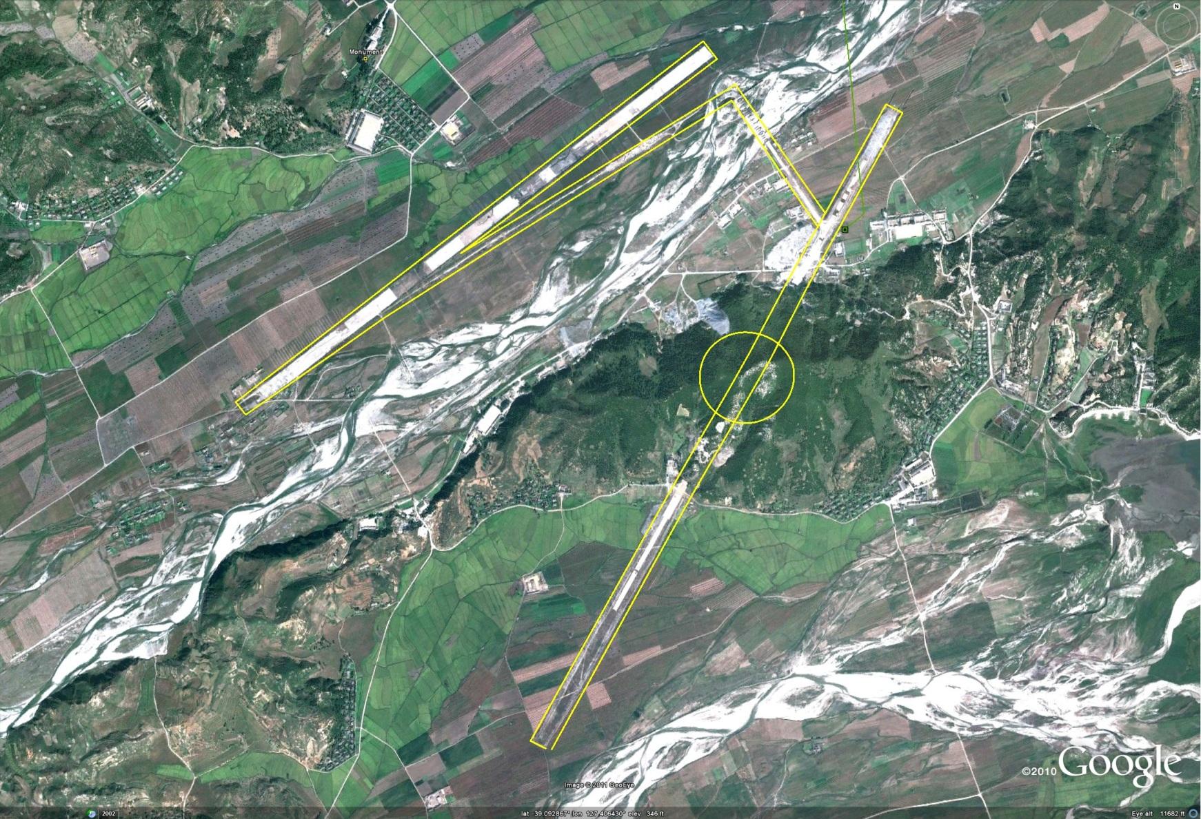 North Korean Economy Watch Korean Peoples Army - Google map us base korea