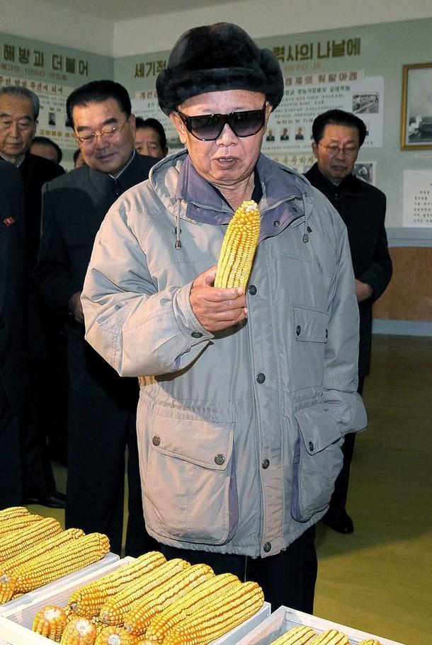 """世界八大政要的""""玉米照"""" - 笑对人生 - 活着就是胜利!"""