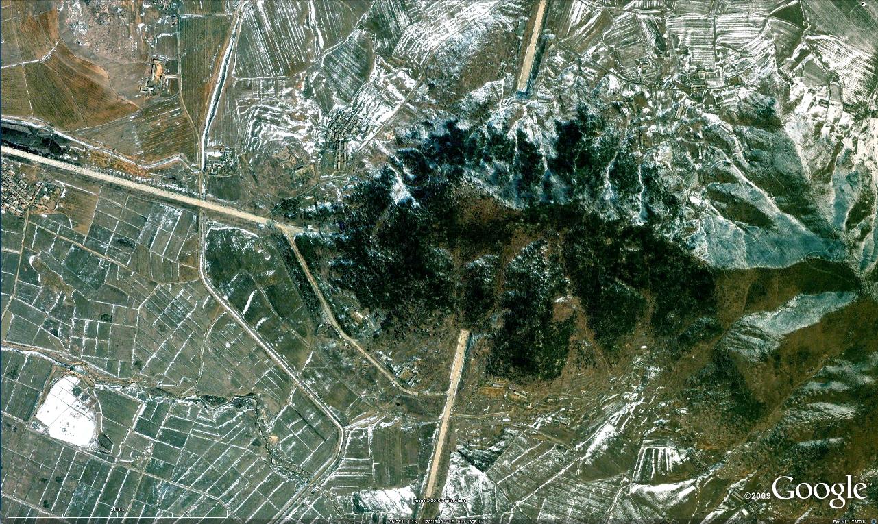 Myanmar Satellite Photos