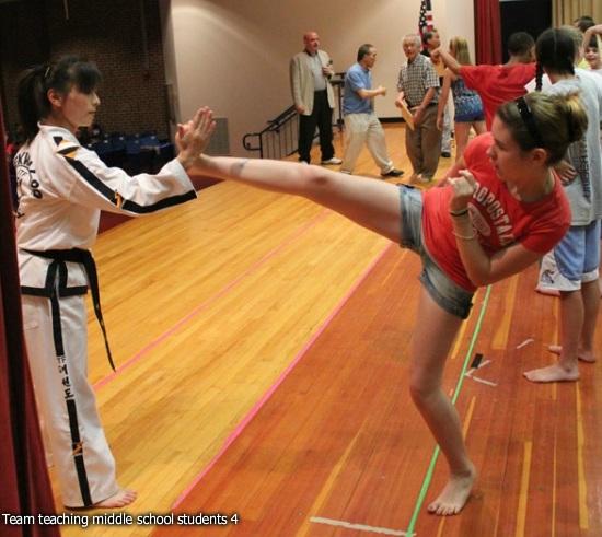 Korean Taekwondo