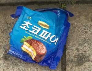 Choco-pie-Pyongyang