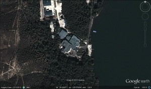 Kobansan-google-earth