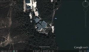 Kobansan-google-earth