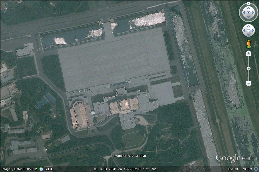 Kumsusan Palace Renovations 171 North Korean Economy Watch
