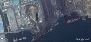 Nampho-coal-port
