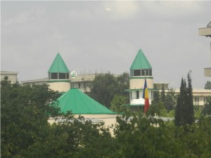 Pyongyang-mosque
